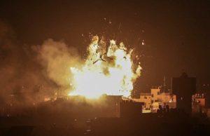 Gaza Under Attack: Kronologis Israel Bombardir Gaza 2