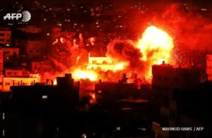 Gaza Under Attack: Kronologis Israel Bombardir Gaza 1